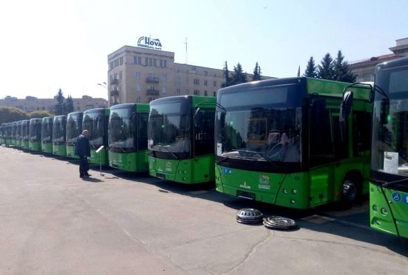 Незабаром поповниться автопарк комунальних автобусів, проте їх маршрути міськрада поки не розголошує