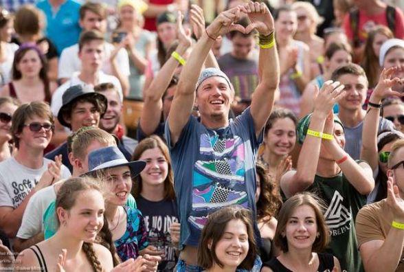 Фестивальні та спортивні вихідні очікують жителів області. АНОНС