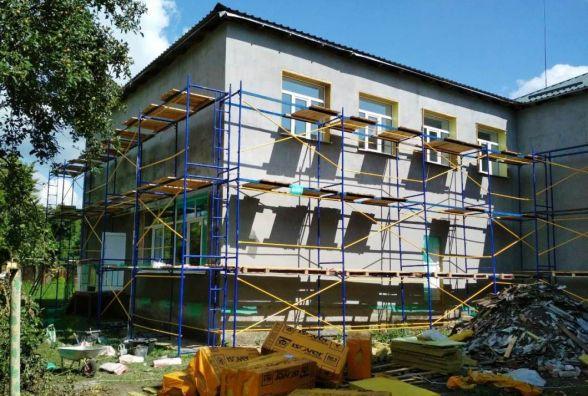 На Житомирщині завершують ще один «символ змін» – дитячий садок «Калинка»