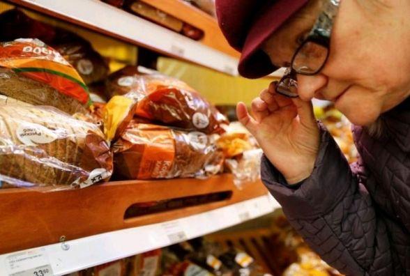 За перше півріччя хлібний кошик став дорожче на 7%