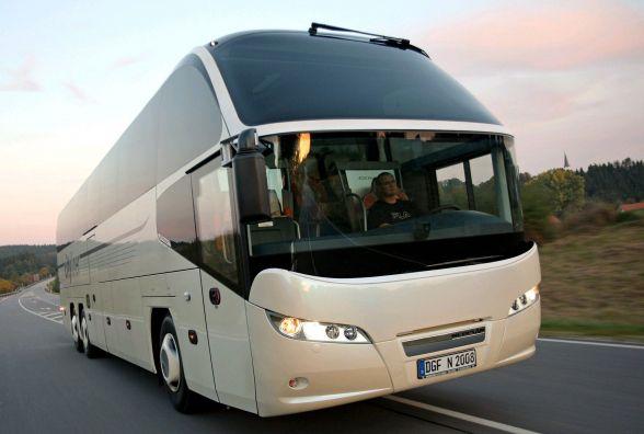 """У Брусилівському районі мікроатобус зіткнувся з """"Неопланом"""", у якому було 70 пасажирів"""