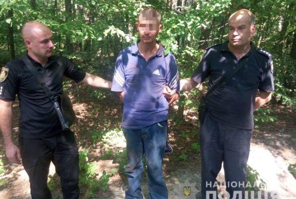 На околиці Житомира дільничний офіцер переслідував втікача з психлікарні