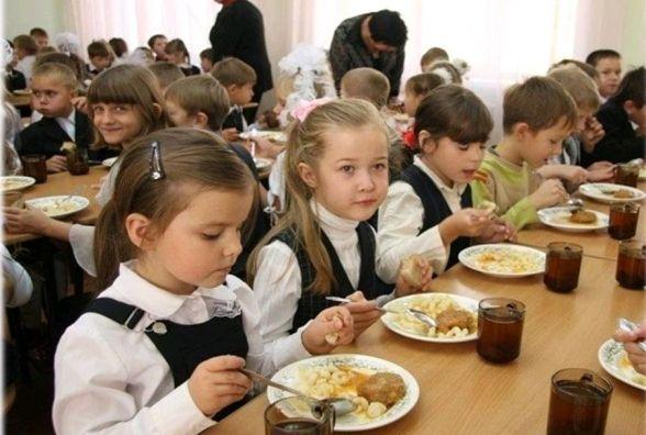 Житомирські школярі харчуватимуться по-новому
