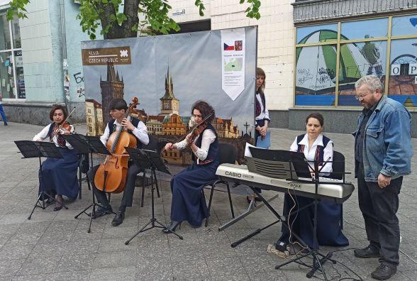 На Михайлівській проходить День Європи