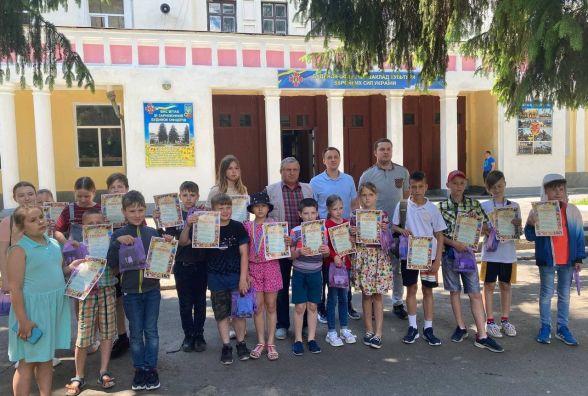 На Житомирщині відбувся турнір із шашок серед школярів 1-9 класів
