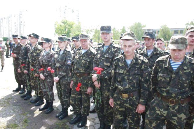Військовослужбовець з Житомирщини не дожив дня до свого Дня народження