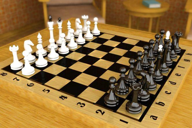 Результати шахового турніру, що відбувся в Коростишеві