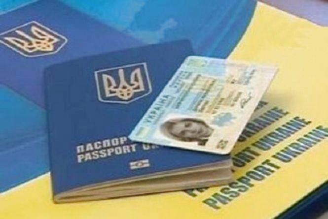 У Коростені почали видавати перші паспорти у вигляді id-картки