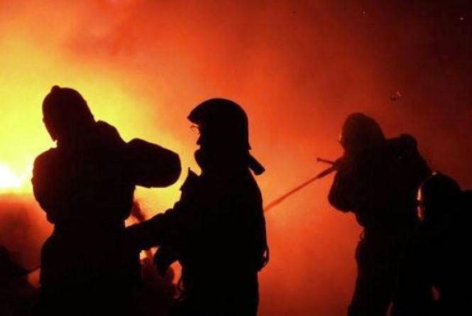 Пожежа в Коростишеві