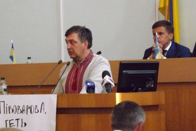 Депутати Житомирської міськради не підтримали пропозицію повернути вулиці Довжицькій стару назву
