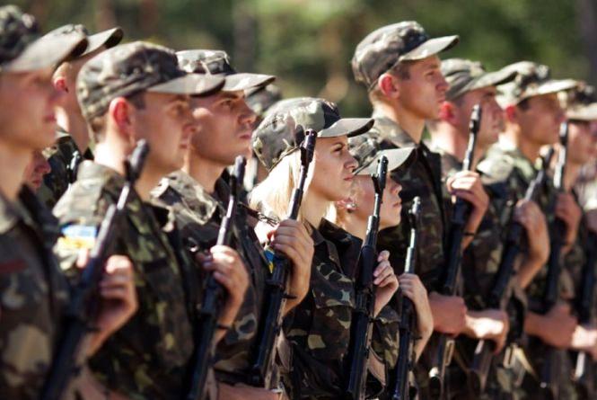 В Україні призвуть до армії 4 тисячі офіцерів запасу військових кафедр