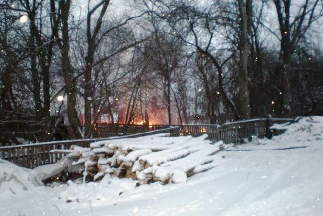 У Житомирській області під час пожежі загинула літня жінка