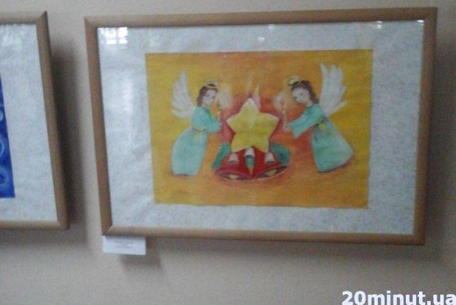 У Житомирі презентували різдвяну виставку «Ми Пулинці». Фоторепортаж