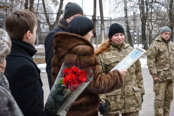 Житомирянка Наталія Ніколюк отримала високу державну відзнаку