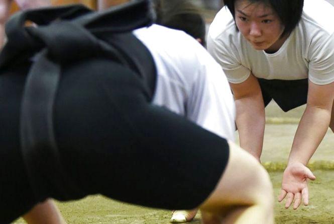 Знай наших: коростенка стала чемпіонкою Європи з боротьби сумо