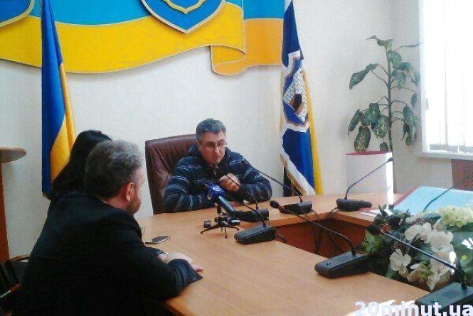 Унікальна карта Криму буде в кожній школі Житомира