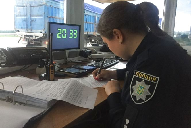 На Житомирщині запрацювала дорожня поліція