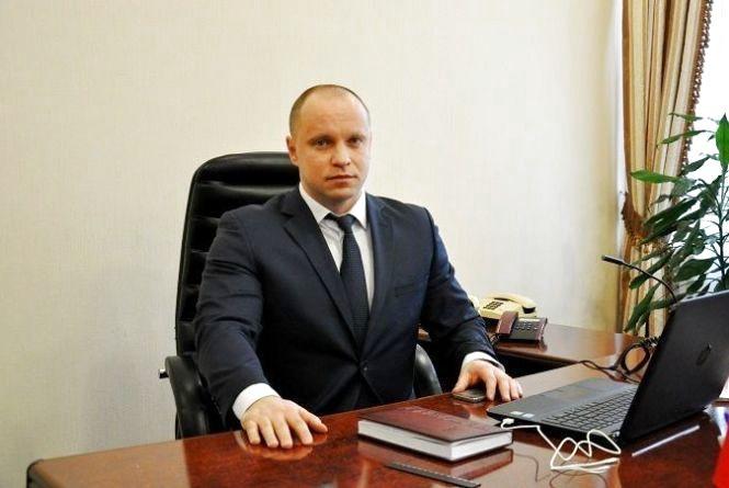 У голови Житомирської облдержадміністрації з`явився новий заступник