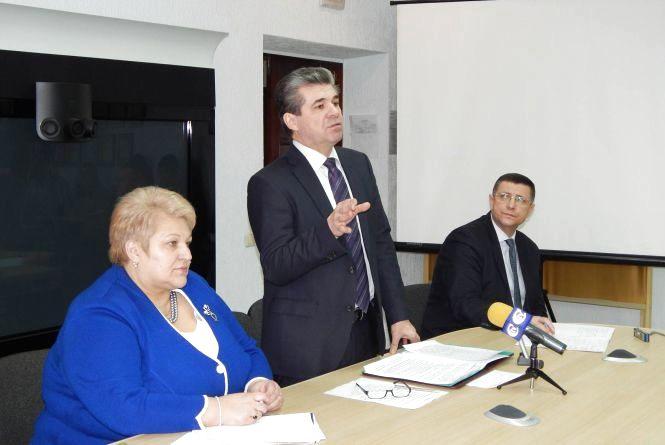 У Житомирського обласного центру зайнятості - новий керівник
