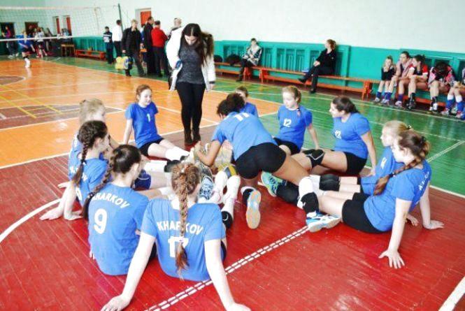 У Житомирі пройшов ІІ тур дитячої волейбольної ліги серед дівчат