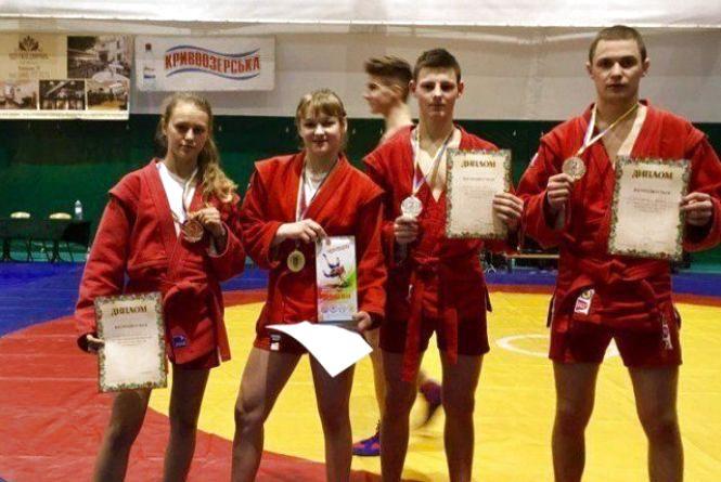 Наша гордість: житомиряни привезли дев'ять медалей з чемпіонату України з боротьби самбо