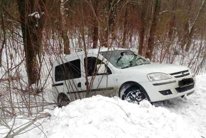 Упродовж доби рятувальники Житомирщини тричі вивільняли автівки зі снігових заметів