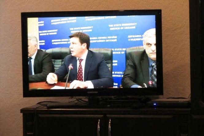 Відбулося позачергове засідання Державної комісії з питань техногенно-екологічної безпеки та надзвичайних ситуацій