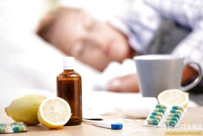 У Житомирській області росте кількість хворих на грип і ГРВІ