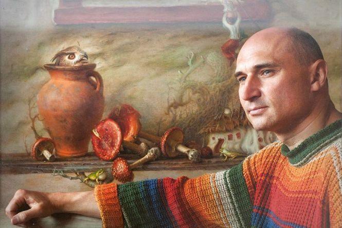 Відомий житомирський художник Юрій Камишний отримуватиме персональну стипендію