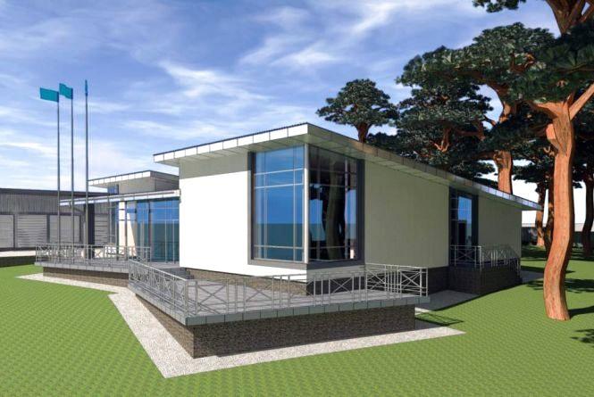 Компанії «Укрспецмонтаж Інвест», яка будує «Базу водних видів спорту», направлять претензію