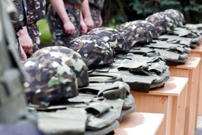 Стали відомі строки звільнення в запас військовослужбовців строкової служби та терміни проведення призовів у 2017 році