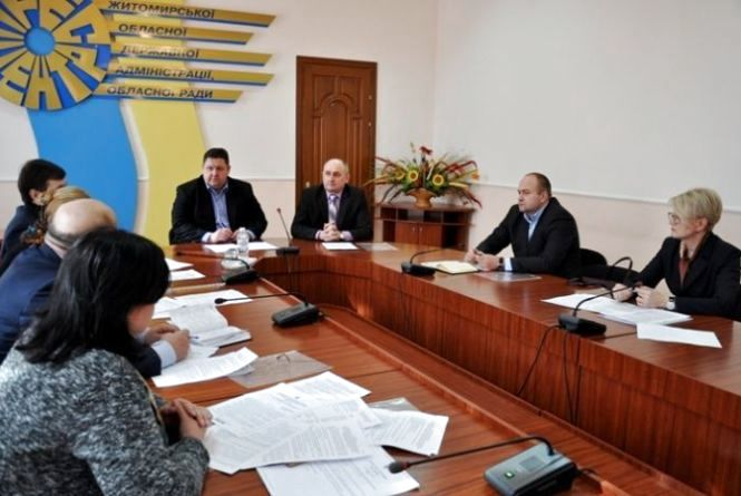 На Житомирщині розпочався відбір проектів, які фінансуватимуться з ДФРР