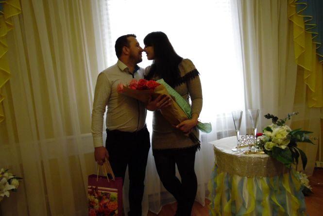 У Житомирі стартував проект «Шлюб за добу»