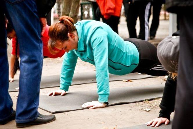 В Україні затвердили нормативи для проведення фізпідготовки населення