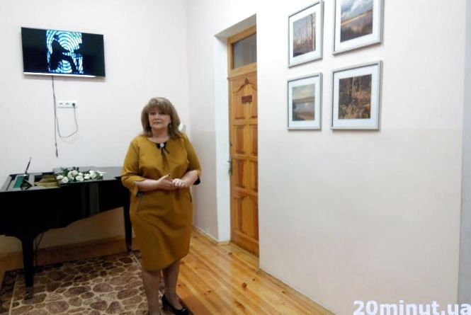 У Житомирі презентували фотовиставку «Світ очима Святослава Ріхтера»