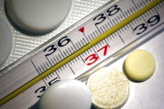 Кількість хворих на грип та ГРВІ у Житомирській області зменшується