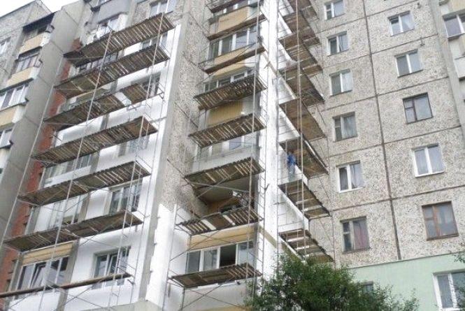 «Ремонтний атракціон»: скільки будинків цьогоріч відремонтує влада?