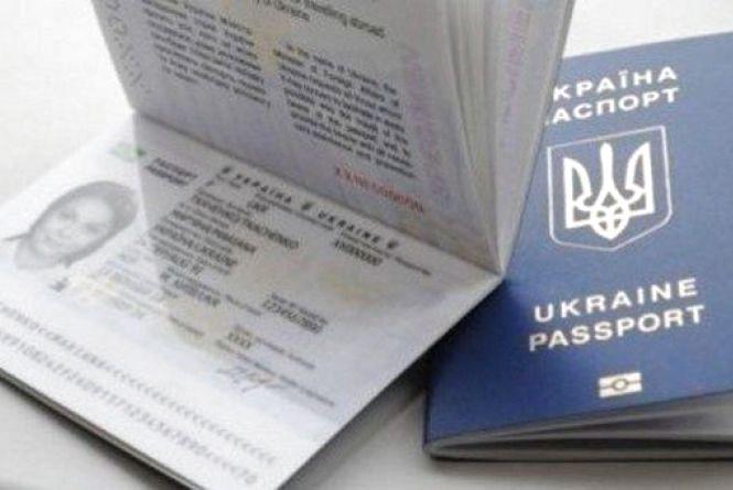 В Україні тимчасово не видають біометричні паспорти