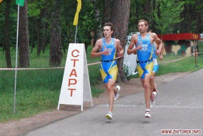 У Житомирі пройде два чемпіонати України з триатлону