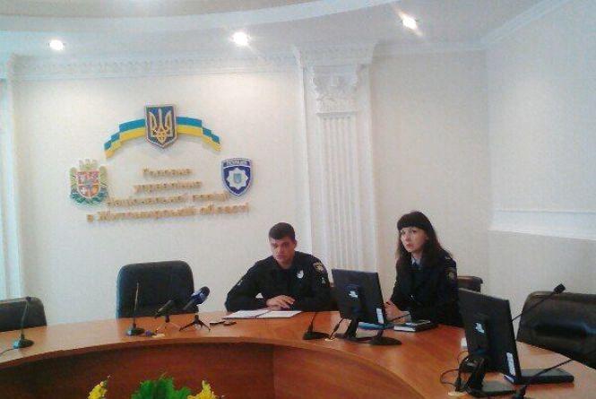 На Житомирщині буде посилено заходи безпеки на Великдень