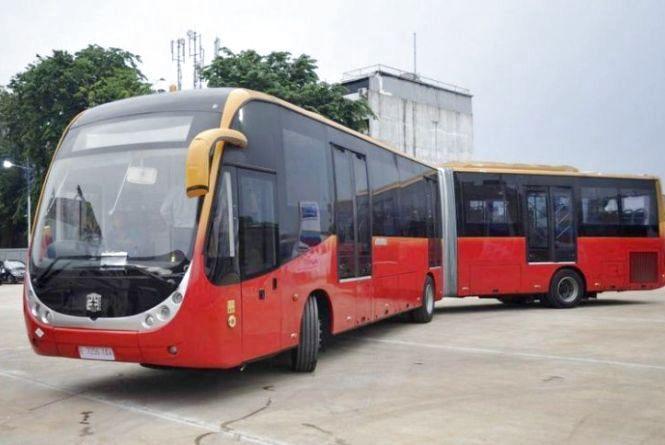 У Житомирі незабаром мають з'явитися перші електробуси