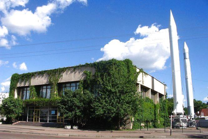 Житомирський музей космонавтики: а про розвиток ми ще не забули?