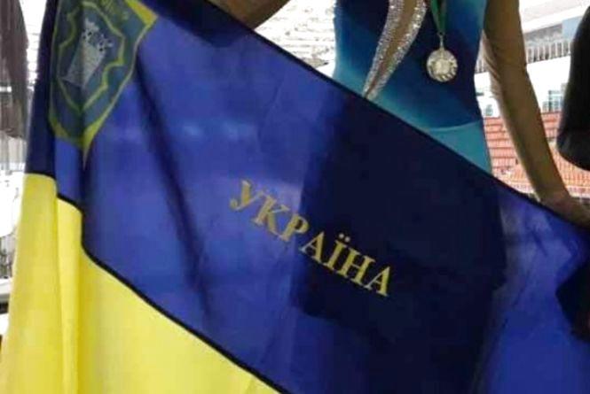 """Наша гордість: житомирська фігуристка здобула """"срібло"""" у міжнародних змаганнях у Мінську"""