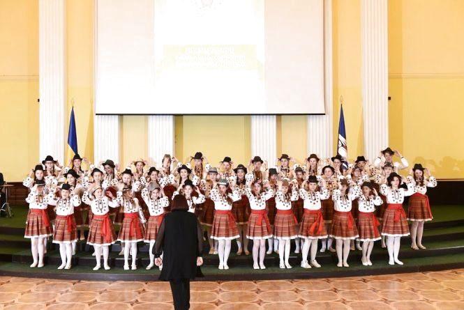 Дитячий хор «Gloria» на Міжнародному вокально-хоровому конкурсі «Victoria» здобув Головний Гран-прі