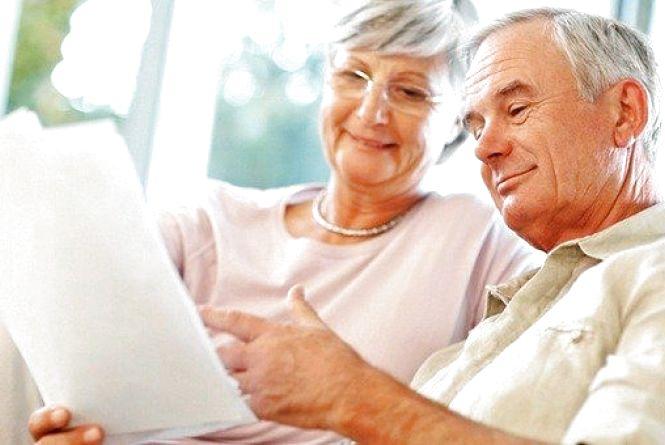 Урядова пенсійна реформа не передбачає підвищення пенсійного віку в найближчі роки
