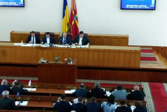 Депутати Житомирської облради скасували граничну суму витрат на своє утримання
