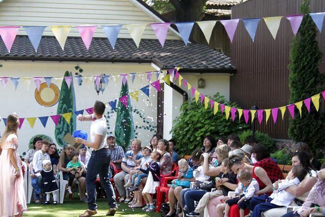 У Житомирі влаштували свято для дітей з особливими потребами