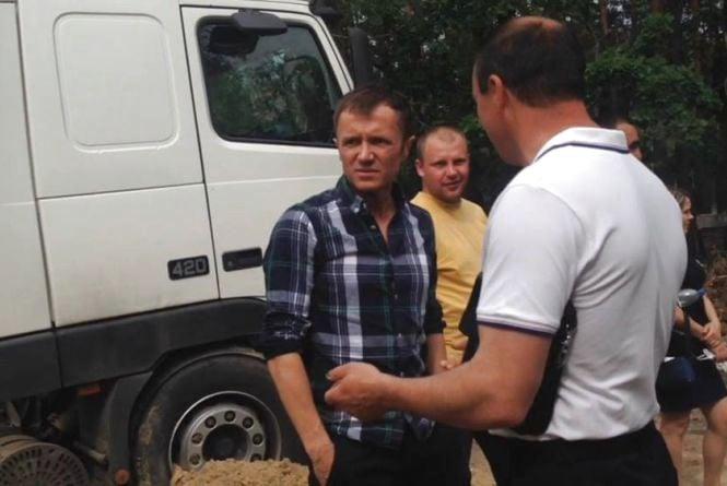 Львівське сміття знову виявили на Житомирщині