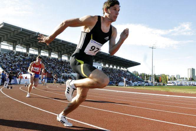 Станіслав Маслов представлятиме Житомирщину на командному чемпіонаті Європи з легкої атлетики