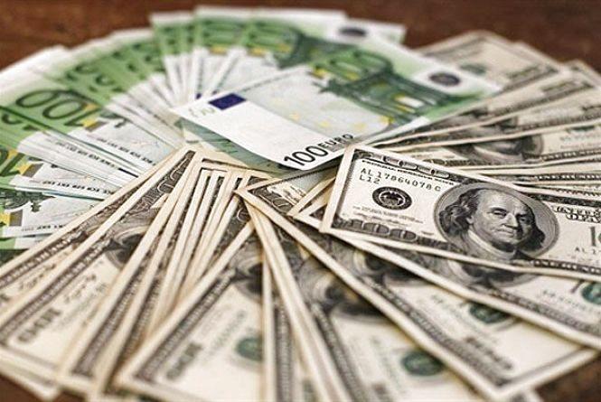 Курс валют на 21 червня